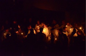 Vigília vzkriesenia - Biela sobota (19.04.2014)