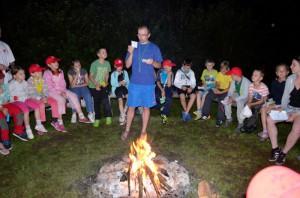 Detský letný tábor Rajecké Teplice (03. - 08.08.2014)