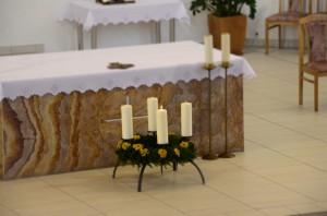 1. adventná nedeľa a sv. Mikuláš (30.11.2014)