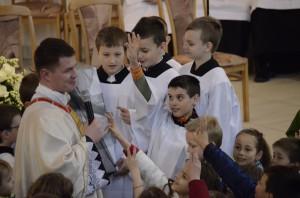 Veľkonočná nedeľa - detská omša (05.04.2015)