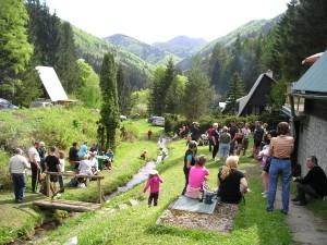 Farská guľáška v Rajecko-lesnianskej doline (08.05.2015)