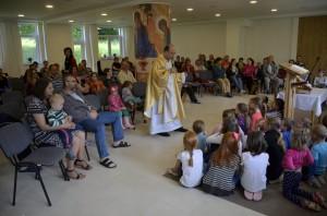 Víkendová duchovná obnova pre rodiny v Rodinkove (19. - 21.06.2015)