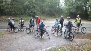 Farský cykloturistický výlet (17.08.2015)