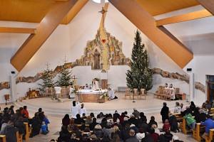 Božie narodenie - sv. omša (25.12.2015)