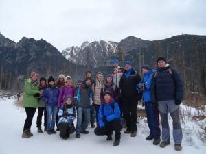 Spoločný výlet mladých do Tatier (04.01.2016)