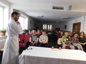 Birmovanecká duchovná obnova na Makove - Kasárňach (08.-10.04.2016)
