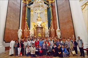 Púť upratovacích a modlitbových skupín do Šaštína (10.06.2017)