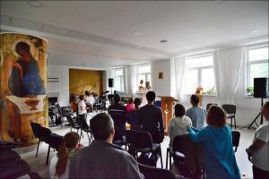 Duchovná obnova rodín v Rodinkove (16. - 18.06.2017)
