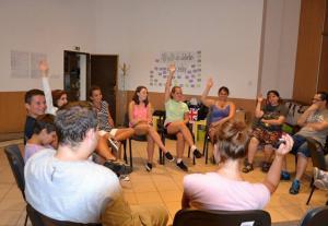 Letné večery pre mladých v Prístave (10.07. - 09.08.2017)