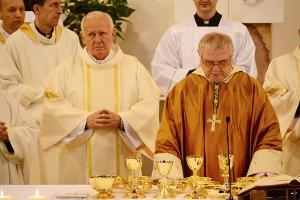 Sv.omša pri príležitosti 10. výročia zriadenia Žilinskej diecézy (10.2.2018)