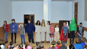 """Divadelné predstavenie """"O popletenej rozprávke"""" (9.11.2019))"""