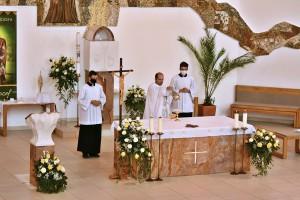 Sv.omša na sviatok Sedembolestnej Panny Márie (15.9.2021)